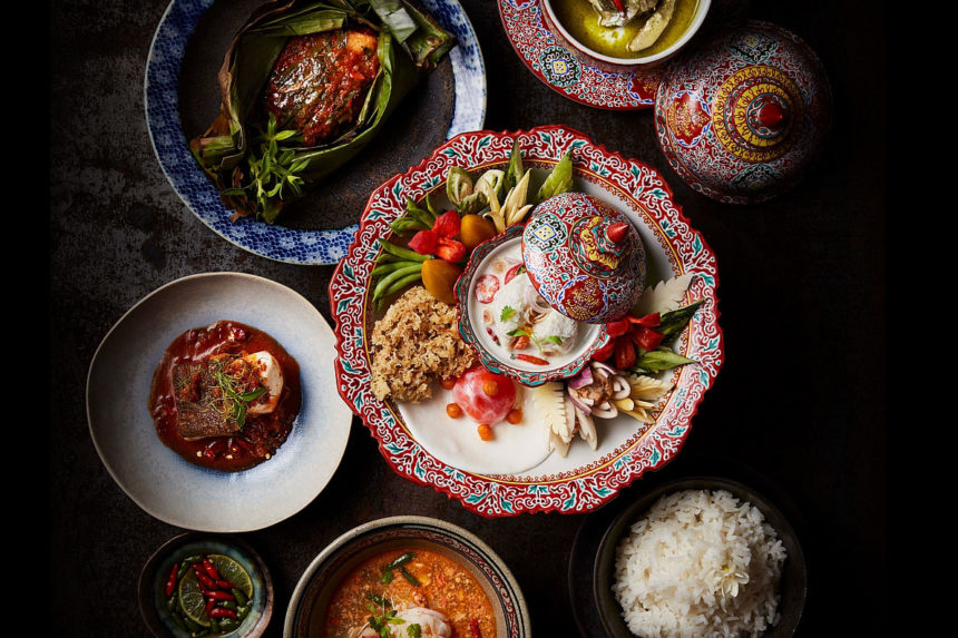 タイ・バンコク『R-Haan(アハン)』タイ料理
