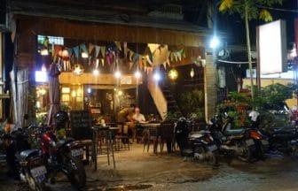 カンボジア・シェムリアップ『プー レストラン&バー(Pou Restaurant and Bar)』カンボジア料理