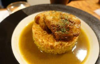 東京・新橋『Curry and Rice 幸正』カレー