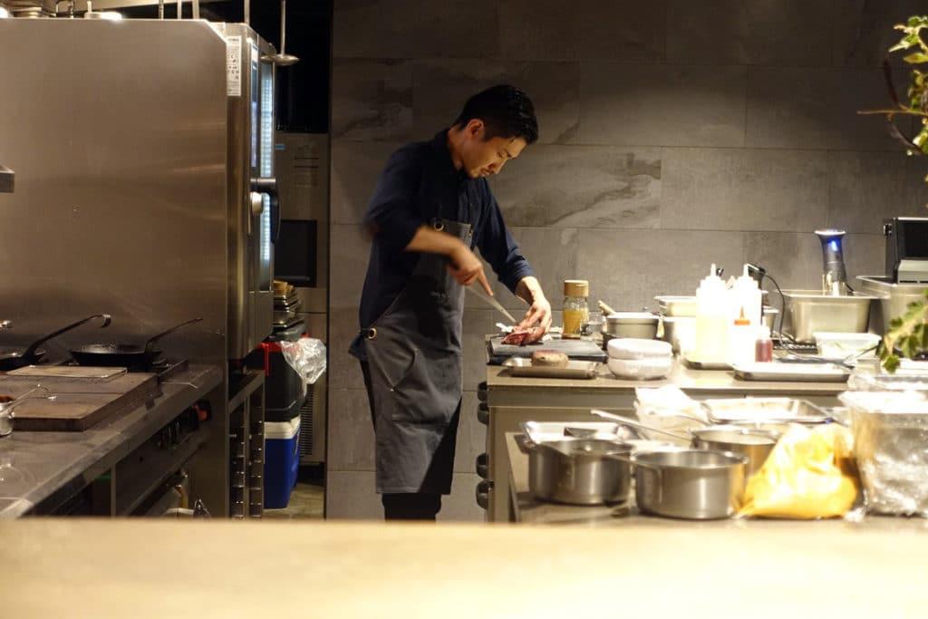 台湾・台北『Logy(ロジー)』コンテンポラリー・アジア料理