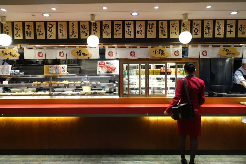 関西国際空港(KIX)で食通でも満足できるレストラン5選