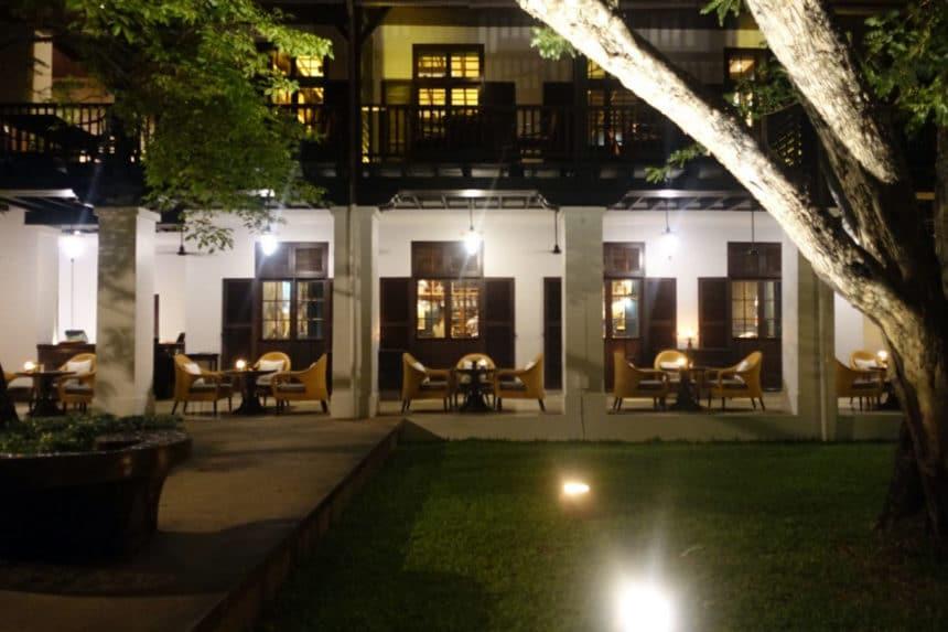 タイ・チェンマイ『ザ・サービス 1921 レストラン&バー(The Service 1921 Restaurant & Bar)』モダン・タイ料理