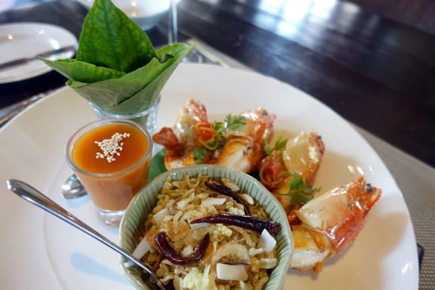 タイ・チェンマイ『ダイニングルーム アット 137ピラーズハウス(137 Pillars House)』モダン・タイ料理