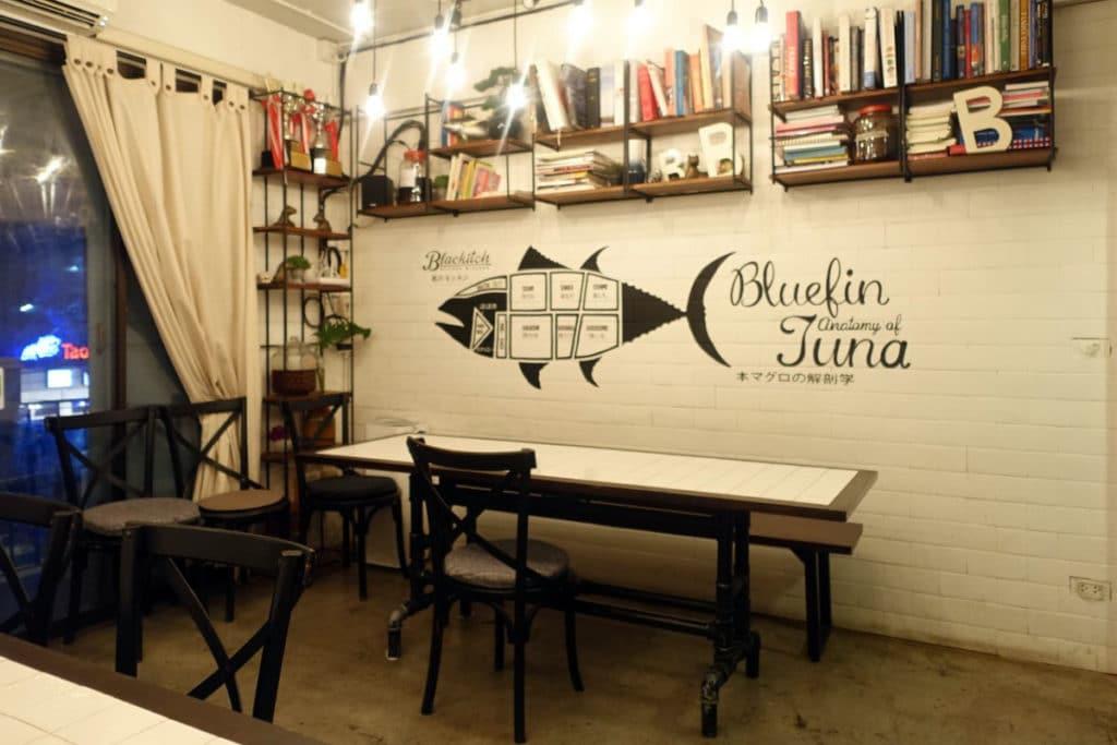 チェンマイ『Blackitch Artisan Kitchen(ブラキッチ・アルチザン・キッチン)』イノベーティブ