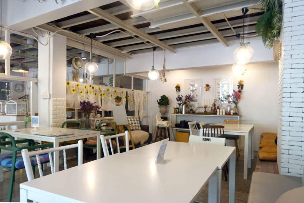 タイ・チェンマイ『Asian Roots Reastaurant & Cafe(アジアン ルーツ レストラン&カフェ)』モダン・タイ料理