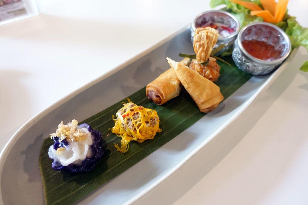 チェンマイ『Asian Roots Restaurant(アジアン ルーツ レストラン)』モダン・タイ料理