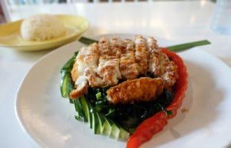 タイ・チェンマイ『アジアン ルーツ レストラン&カフェ(Asian Roots Restaurant & Cafe)』モダン・タイ料理