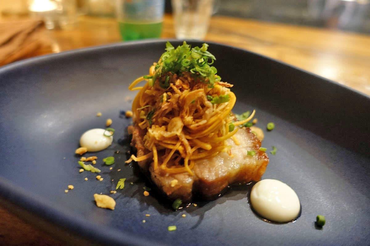 タイ・チェンライ『ローカス ネイティヴ フード ラボ(Locus Native Food Lab)』コンテンポラリー・タイ料理