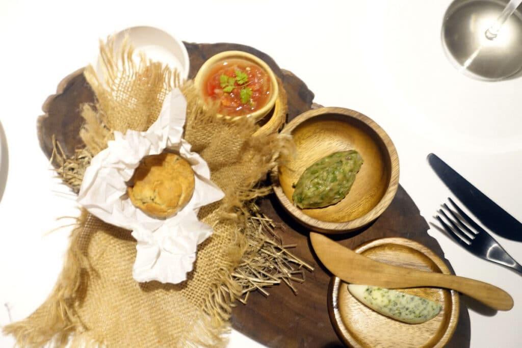 タイ・バンコク『Haoma(ハオマ)』コンテンポラリー・インド料理