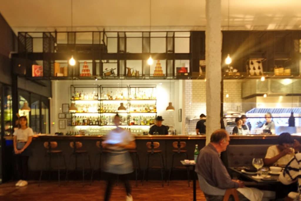 タイ・プーケット『バンポット キッチン&バー(Bampot Kitchen & Bar)』欧州コンテンポラリー料理