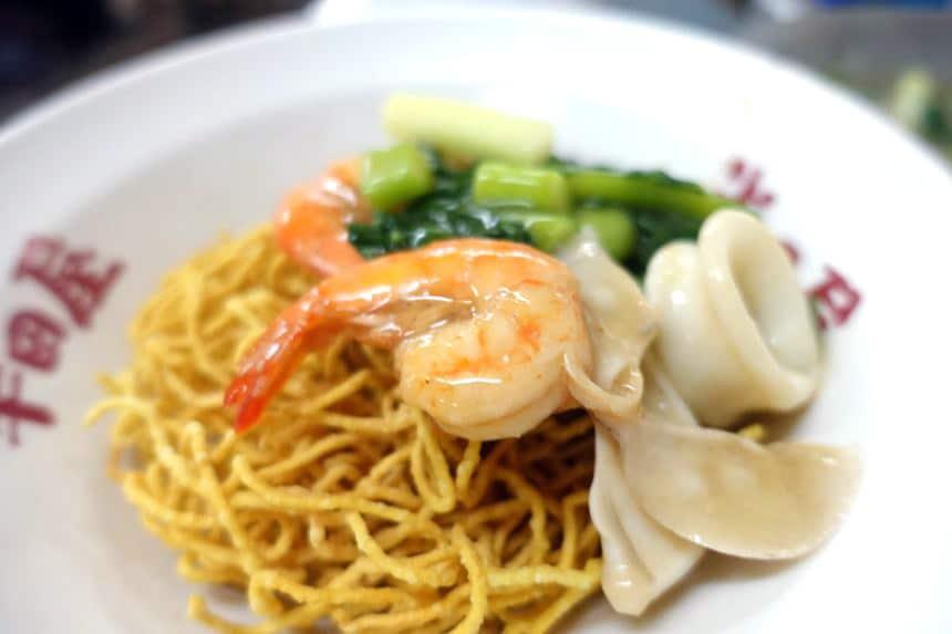 【バンコク】タイに行ったら必食の麺料理