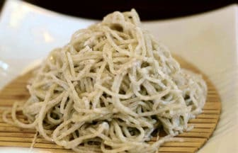 「ミシュラン 岐阜 2019」蕎麦・うどんで星獲得&ビブグルマン掲載の全5店一覧