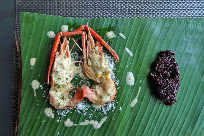 カンボジア・シェムリアップ『ミー カフェ(Mie Café)』アジアンフュージョン