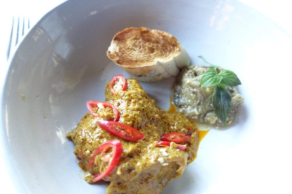 カンボジア・シェムリアップ『Chi Restaurant & Bar(チ レストラン&バー アット アナンタラ)』モダンクメール料理