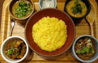 東京・表参道『ハブモアカレー(have more curry)』カレー