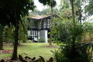 シンガポール『コーナーハウス(Corner House )』コンテンポラリーフレンチ