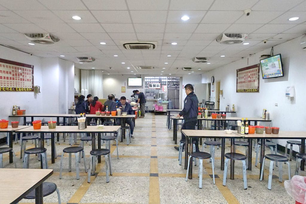taipei-restaurant-Jianhong beef noodles