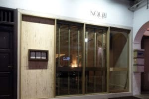 シンガポール『nouri(ヌーリ)』イノベーティブ