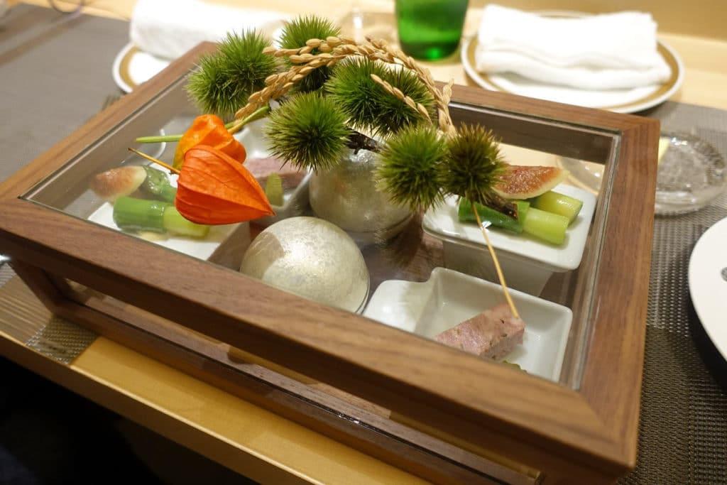 東京・銀座『銀座 大石(ギンザ オオイシ)』フランス料理