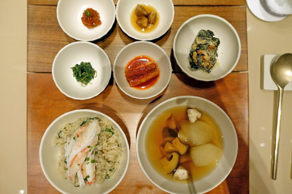 韓国・ソウル『Bicena(ビチェナ)』モダン韓国料理