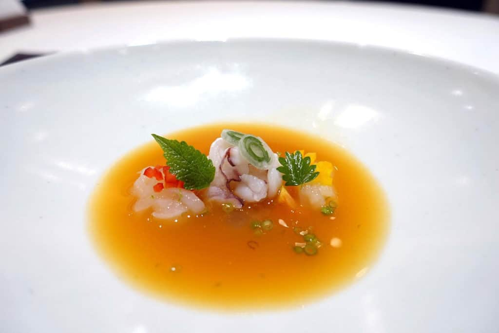 韓国・ソウル『Joo Ok Restaurant(序オク)』コンテンポラリー・コリアン