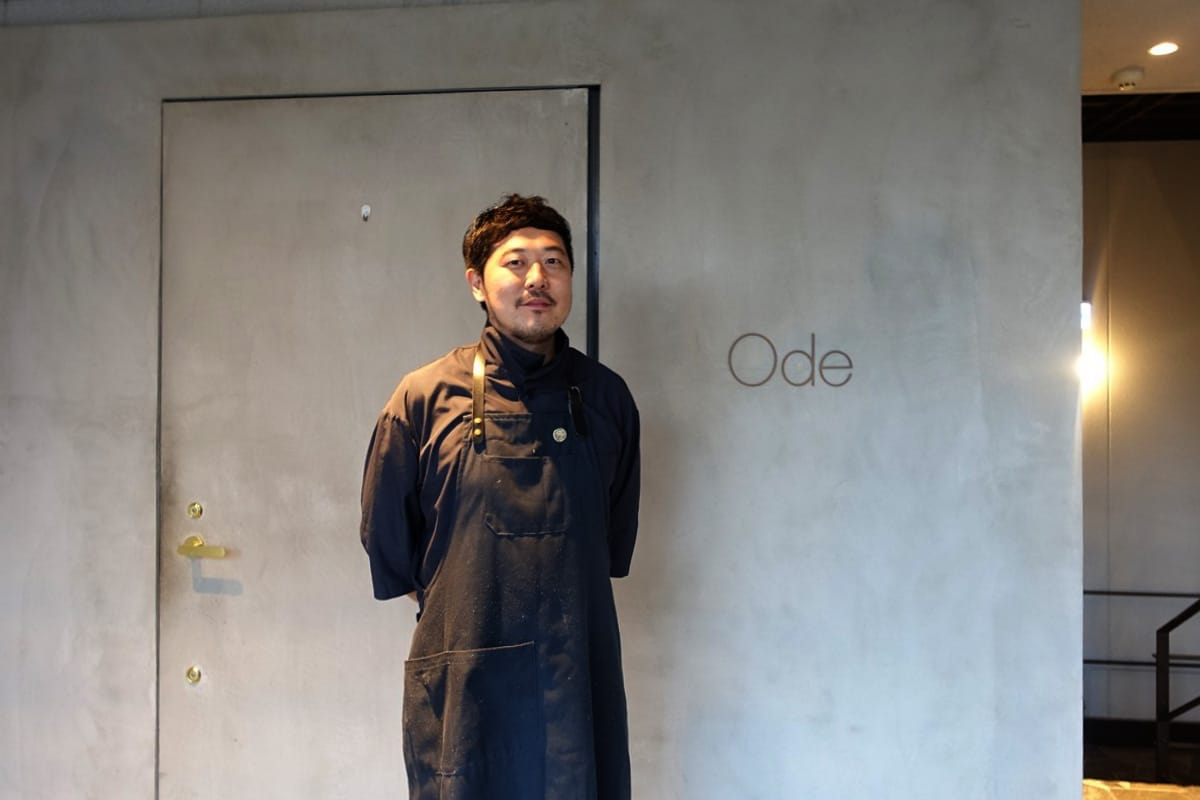 東京・広尾『オード(Ode)』コンテンポラリーフレンチ