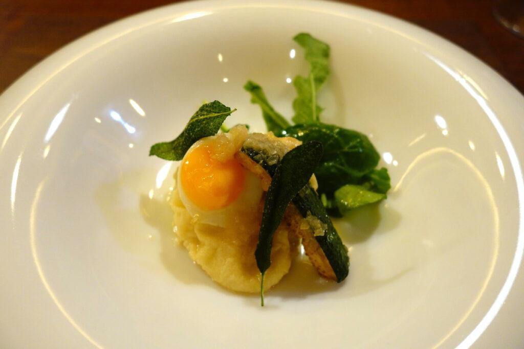 大阪・谷町4丁目『ア カント(A Canto)』イタリア料理