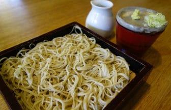 長野・駒ヶ根市『丸富(まるとみ)』蕎麦