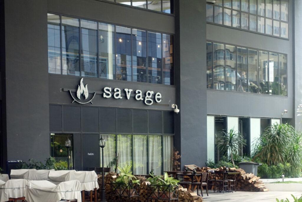 『Savage(サベージ)』