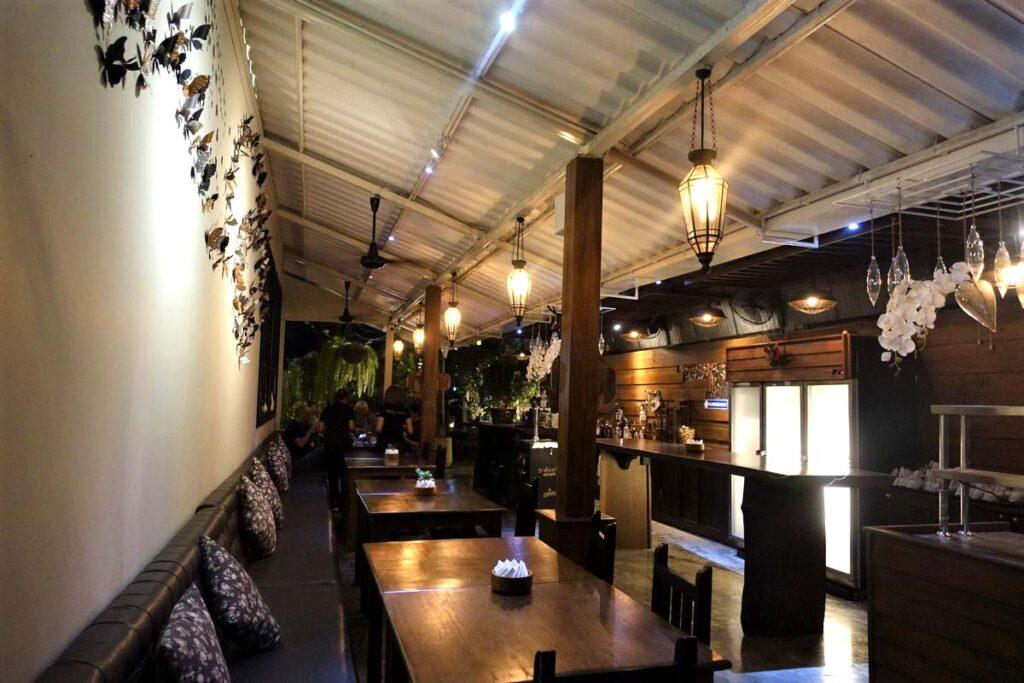 タイ・プーケット『Suay Restaurant(スアイ レストラン)』タイ・西欧フュージョン料理