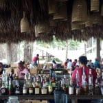 タイ・プーケット『Café Del Mar Phuket(カフェ デル マー プーケット)』ビーチカフェ・ラウンジ