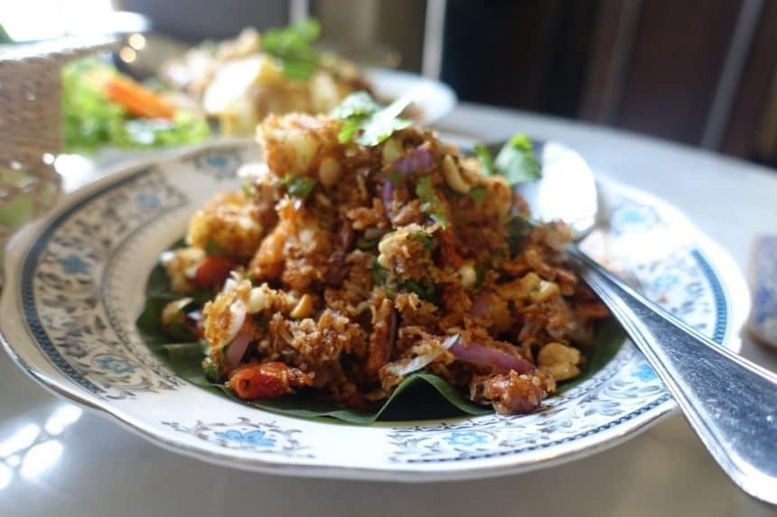 タイ・プーケット『ザ チャーム ダイニング ギャラリー(The Charm dining gallery)』タイ南部伝統料理