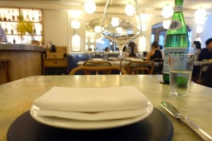 香港『Belon(ベロン)』フランス料理