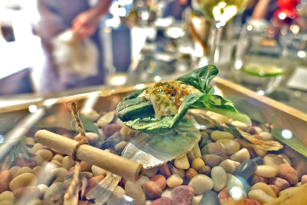 香港『VEA Restaurant & Lounge(VEA レストラン&ラウンジ)』イノベーティブ