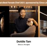 【2021年度最新版】 アジアの最優秀女性シェフ歴代受賞店に全部行きたい!