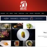 2020年度「アジアのベストレストラン50」にランクインした全店一覧!『Odette』が2連覇