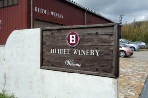 輪島市『ハイディワイナリー(Heidee Winery)』