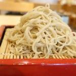 「ミシュラン大阪 2021」蕎麦で星獲得・ビブグルマン掲載された全9店一覧