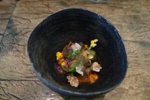 南砺『レヴォ(Cuisine régionale L'évo)』コンテンポラリーフレンチ