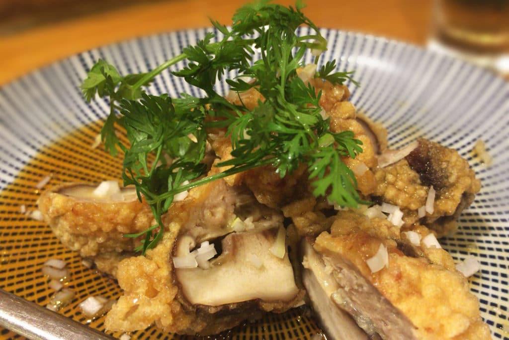 代々木上原・中国料理『ジーテン』
