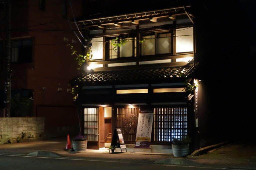 石川・金沢『ア・ラ・フェルム・ドゥ・シンジロウ(A la ferme de Shinjiro)』フレンチ農家レストラン