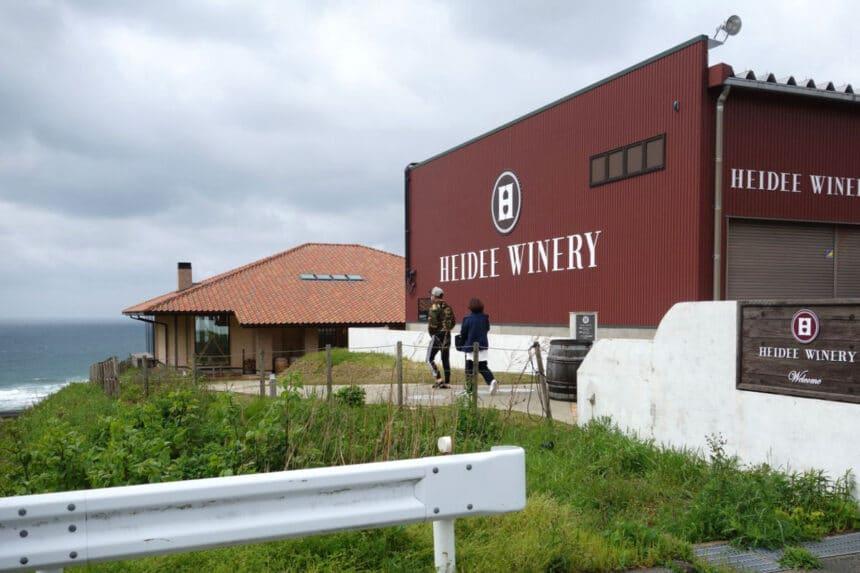 石川・輪島市『ハイディワイナリー(Heidee Winery)』ワイナリー